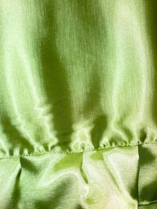 Green fabric for the Linens, Things and More... 2010 Collection