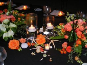 los cabos high end floral arrangements