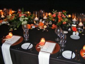 One & Only Event Luxury decor and Center Pieces