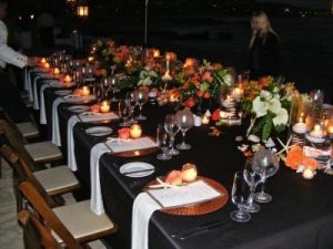 Event design by Alyson Fox at One & Only Palmilla Los Cabos