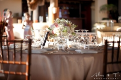 Wedding Decor & Design at Sunset Da Monalisa
