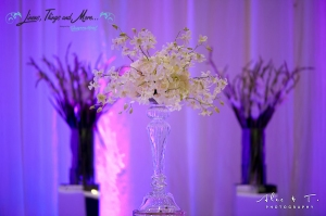 Sheraton high end wedding flowers