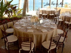 Sunset Da Mona Lisa Cabo Wedding Decor & Design