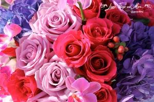 Floral design by Rene at Esperanza Resort
