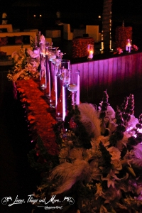 High end floral design Cabo