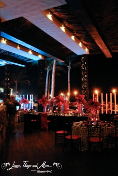 High end wedding design in Los Cabos