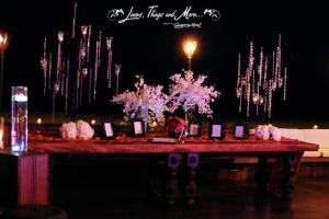 Magical Cabo wedding decor