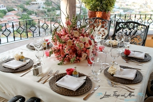 Cabo Wedding design and decor