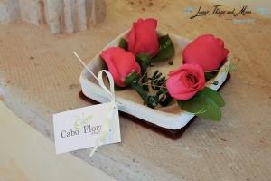 Wedding boutonnieres Los Cabos villa