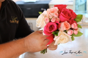 Wedding and event floral design Los Cabos