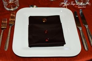 wine cellar napkin and linens Los Cabos
