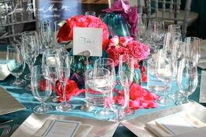 floral design Cabo wedding centerpieces