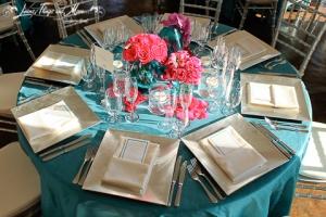 Cabo wedding: decor and set-up