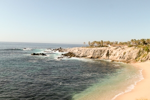 wedding location: Esperanza Resort Los Cabos