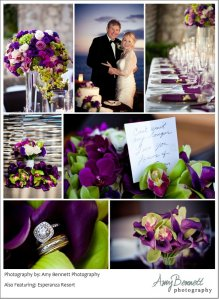 high end intimate wedding at Esperanza resort Cabo