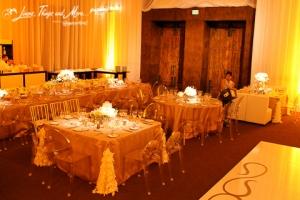 Ballroom Secret Marquis Los Cabos wedding decor