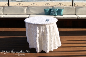 Wedding Cake table design Cabo Azul Resort