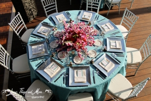 high end wedding decor Cabo Azul Resort