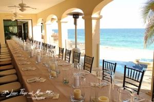 Wedding Sand Imperial table decor