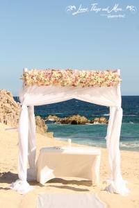 Cabo Floral Studio magnificent Huppa