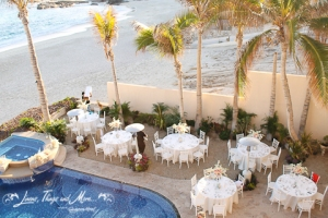 Villa Wedding Decor