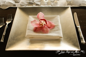 high end table decor Cabo Floral Studio