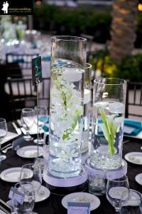 Los Cabos wedding floral design at Cabo Azul