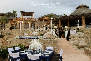 High end wedding location in Cabo: Esperanza Resort