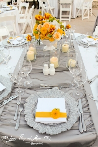 Runner and linen design by Suzanne Morel Cabo San Lucas