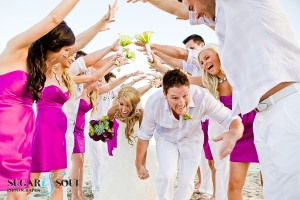 Fantastic wedding destination location Barcelo Los Cabos