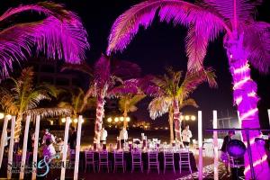 Wedding design and decor in Los Cabos