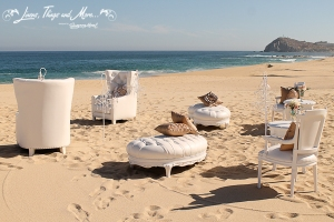 Vintage lounge furniture Los Cabos