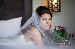 Wedding hair and make-up Esperanza Resort Cabo Suzanne Morel