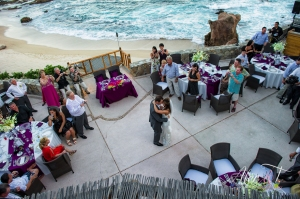 Esperanza wedding terrace - Cabo Linens, Things and More...