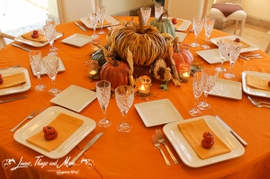Traditional Thanksgiving in Los Cabos