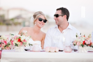 Fun Cabo wedding Barcelo Los Cabos