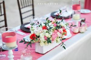 Barcelo destination wedding design Cabo