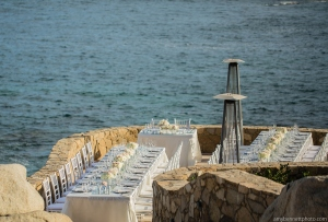 Esperanza terrace high end wedding design