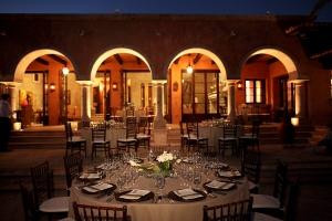 Villa Vista Ballena Cabovillas Corporate event design