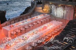 Matthew Robbins Esperanza Resort Cabo Wedding design