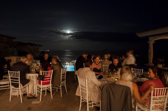 Breathtaking view Cabo wedding Creative destination event planner