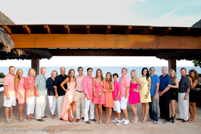 Cabo 50th party