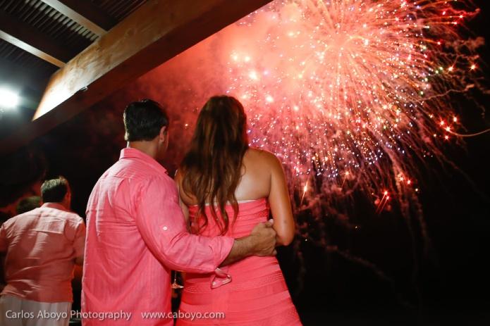 Cabo fireworks