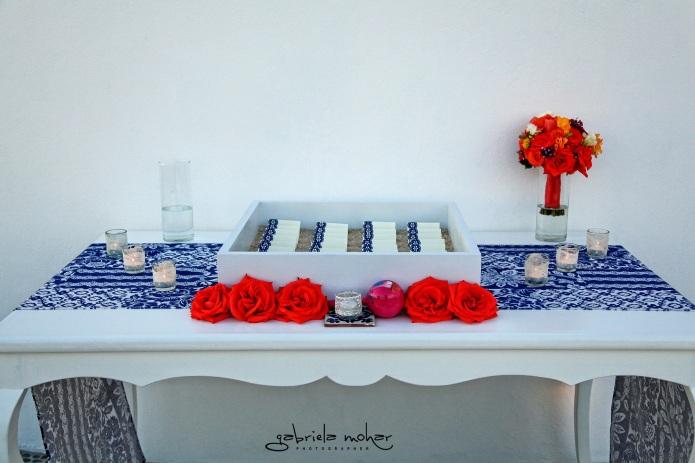 Cabo wedding decor 3