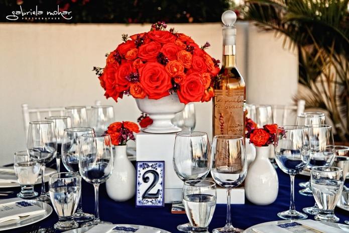 Cabo wedding decor 4