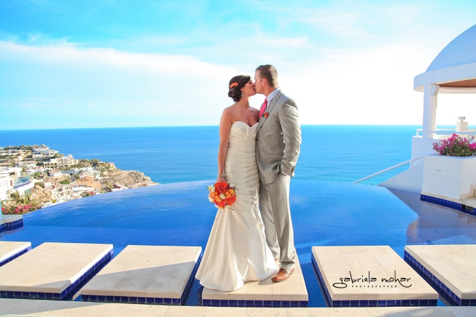 Villa Clara Vista wedding