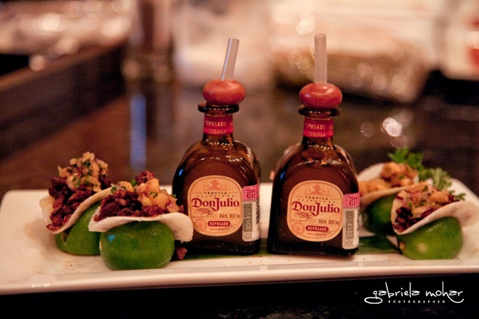 Cabo wedding favors tequila