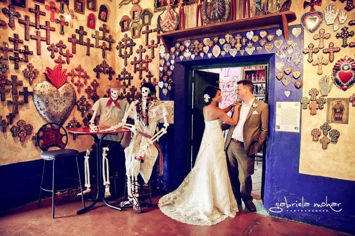 Cabo wedding mi casa