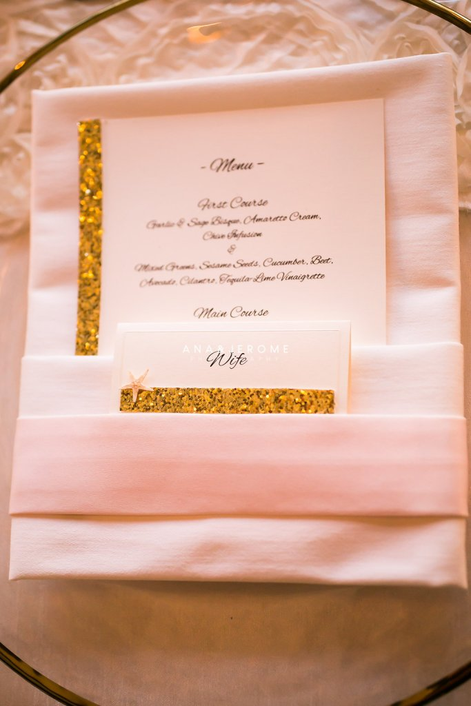 blush Cabo wedding
