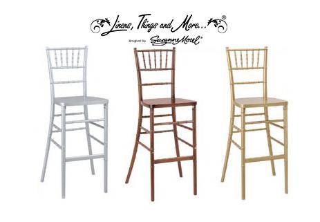 chiavari chairs high